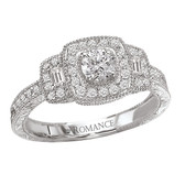 Romance Complete Engagement Ring Complete MPN-118175-033C