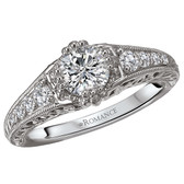 Romance Complete Engagement Ring Complete MPN-118285-050C