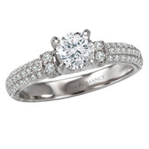 Romance Complete Engagement Ring MPN-118007-050S
