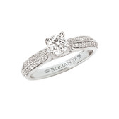 Romance Complete Engagement Ring MPN-118014-050S