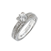 Romance Complete Engagement Ring MPN-118017-050S