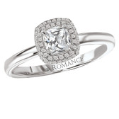 Romance Complete Engagement Ring MPN-118112-025S