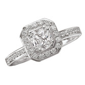 Romance Complete Engagement Ring MPN-118148-035S