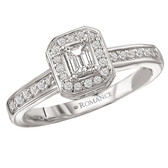 Romance Complete Engagement Ring MPN-118157-025S