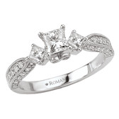Romance Complete Engagement Ring MPN-118162-040S