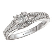 Romance Complete Engagement Ring MPN-118166-015S