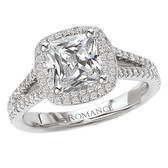 Romance Complete Engagement Ring MPN-118207-050S