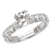 Romance Complete Engagement Ring MPN-118218-050S