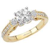 Romance Engagement Ring MPN-117929-100Y