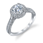 Venetti Engagement Ring MPN-B283WE