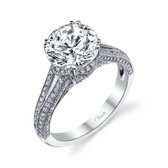 Venetti Engagement Ring MPN-B289WE