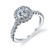 Venetti Engagement Ring MPN-B296WE