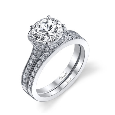 Venetti Engagement Ring MPN-B297WE