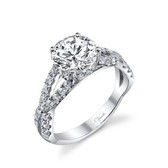 Venetti Engagement Ring MPN-D499WE