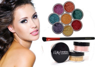 gift deal 8 stacks eye shadows with foundation mf3