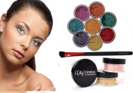 gift deal 8 stacks eye shadows with foundation mf5
