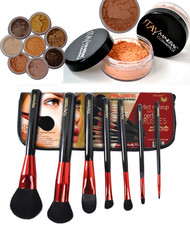 beauty kit - dark - Orange bloome