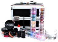 makeup artist case - Dark skin