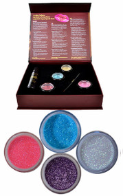 Shine Bright - Quartz Glitter Kit