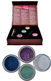 Shine Bright - Topaz Glitter Kit