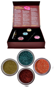 Shine Bright - Red Flair Glitter Kit