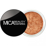 Mica Beauty Mineral Shimmer Eye Shadow - Day Colors #17 Bronze