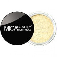 Mica Beauty Mineral Shimmer Eye Shadow - Day Colors #65 Lemon Ice