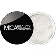 Mica Beauty Mineral Shimmer Eye Shadow - Night Colors #61 Arctic White
