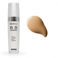 Mica Beauty 5-in-1 Skin Perfecting Flawless BB Cream - Medium