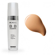 Mica Beauty 5-in-1 Skin Perfecting Flawless BB Cream - Tan