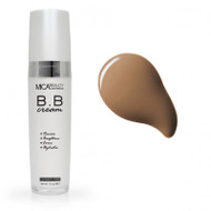 Mica Beauty 5-in-1 Skin Perfecting Flawless BB Cream - Cocoa