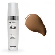 Mica Beauty 5-in-1 Skin Perfecting Flawless BB Cream - Chocolate
