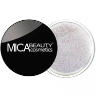 Mica Beauty Cosmetics Glitter Powder Face & Body - #G201 White