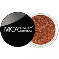 Mica Beauty Cosmetics Glitter Powder Face & Body - #G222 Bronze