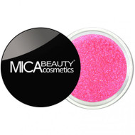 Mica Beauty Cosmetics Glitter Powder Face & Body - #G223 Hot Pink
