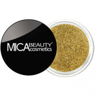 Mica Beauty Cosmetics Glitter Powder Face & Body - #G224 Gold