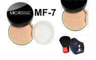 Lot 3 Items: 2x Mica Beauty Foundation Mf-7  Lady Godiva    +Itay Mineral  Premium Kabuki Brush