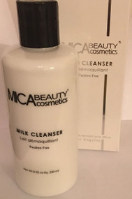 Mica Beauty Milk Cleanser 8.33 Ounce  detergent-free, paraben-free cleanser