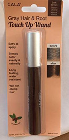 Cala Gray Hair & Root Touch Up Wand Dark Brown