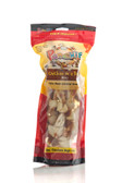 "Poochie Chicken On A Bone - 12 Pack ""MINI""  Bones - NOTE: Buy 12 Bags Get One Bag FREE! (Value of $13.99) Please view video message home page top center for benefits of Poochie dog treats!"