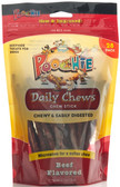 Beef   Chew   Sticks   Chewy  -  28 Pack (Great Daily Treat For 28 Days! PROMOTES CLEANER & WHITER TEETH OVER TIME !!