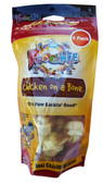 Poochie Chicken On A Bone - Micro - 5 Pack