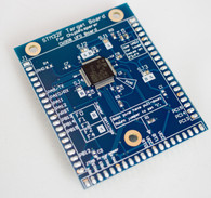 STM32F0 Target for CW308 (ARM Cortex M0, 128KB flash, 8KB sram)