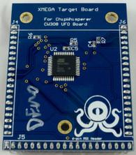 XMEGA Target for CW308 (8-bit RISC)