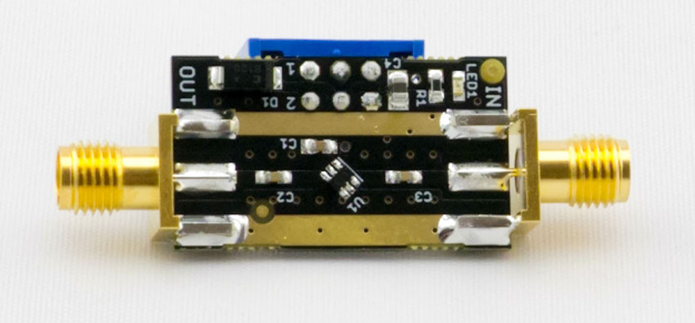 Low Noise Amplifier - Assembled & Tested - NewAE Technology Inc