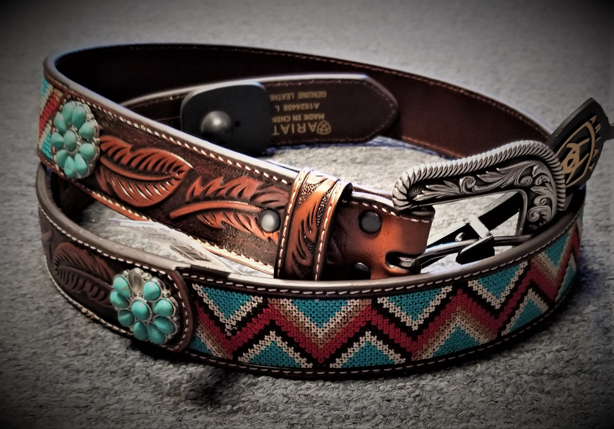 ariat-genuine-leather-womens-belt-tooled-leaf-zig-zag-colors-size-large-665145-65.00.jpg