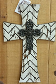 Western Moments Home Decor Rustic Cross (P)