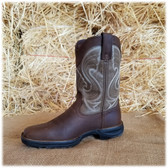 Durango Ladies Brown Boots (in-store-only KC)