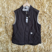 Carhartt Brown Ladies Vest (in-store-only-kc)