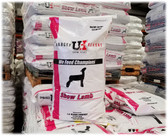 Show Feed, Umbarger Hearne Top Choice Lamb Show Feed 19%, feed from start to finish, 50 lb.
